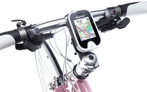 Велосипедный навигатор Pioneer Potter-Navi SGX-CN700 PotterNavi-SGX-CN700-3G-Bike-GPS-Price-and-Specs