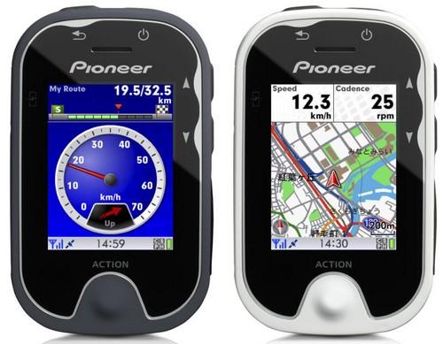 Велосипедный навигатор Pioneer Potter-Navi SGX-CN700 Ph1s