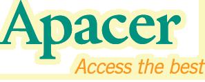 логотип Apacer