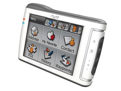 GPS-навигатор Mitac MIO C310