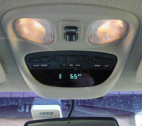 бортовой компьютер Dodge Interpid