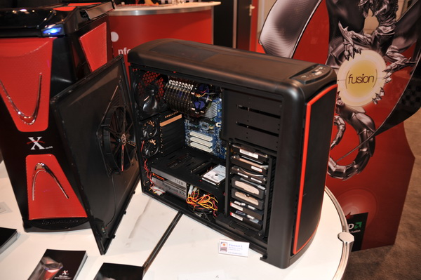 CES'09 Thermaltake
