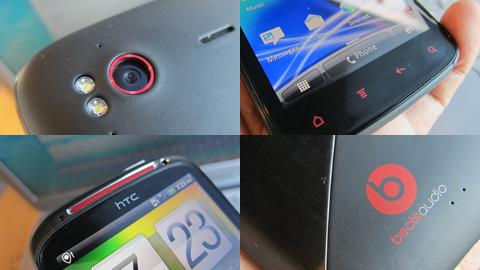 HTC Sensation XE overview