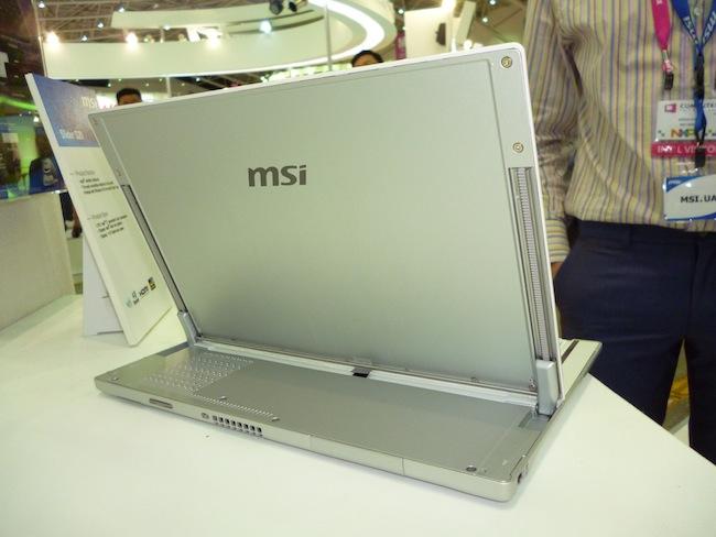 Computex 2012 MSI