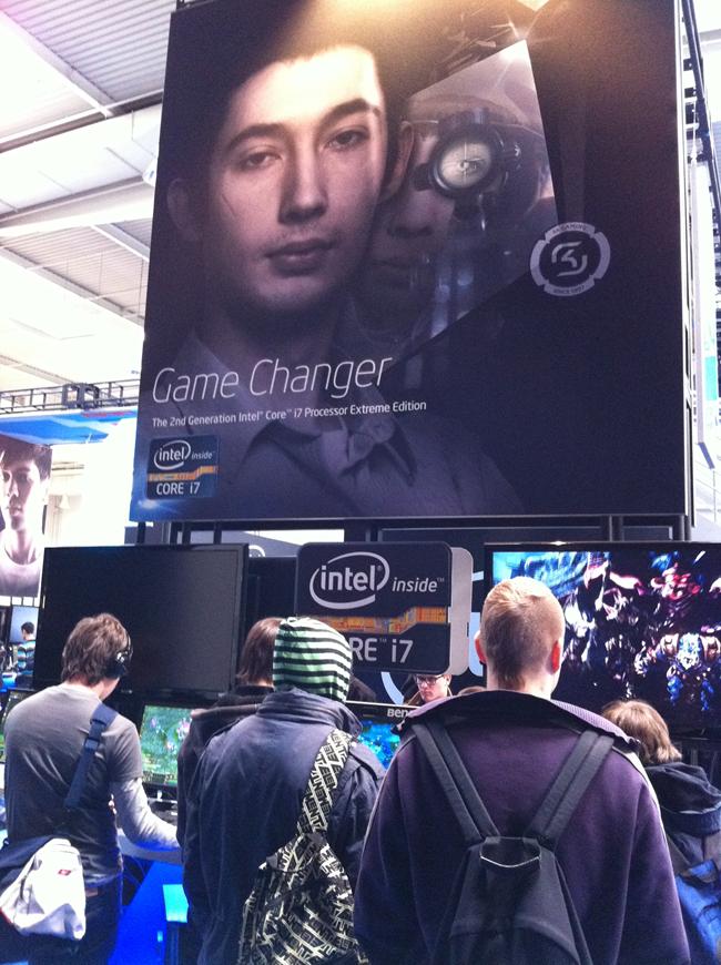 Intel Hall 23