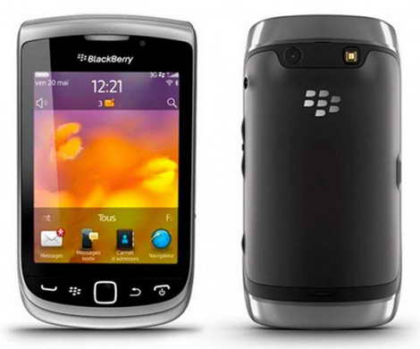 Blackberry Torch 8910