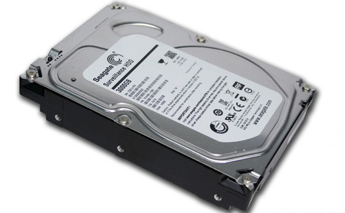 Seagate Survellance HDD 3000GB
