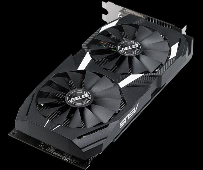 ASUS Dual Radeon RX 580 OC
