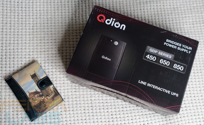 Qdion QDP 850