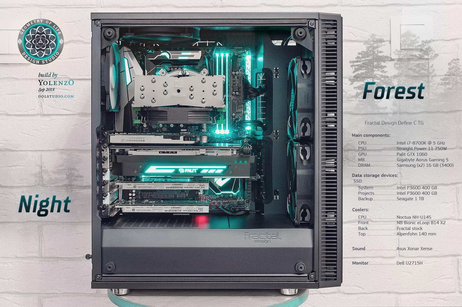 Собираем компьютер