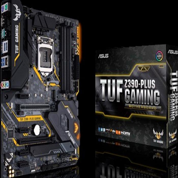 Обзор материнской платы ASUS TUF Z390 Plus Gaming - Ferralabs