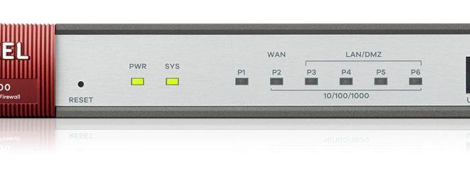 Межсетевой экран для малого бизнеса Zyxel ATP100 - Ferralabs
