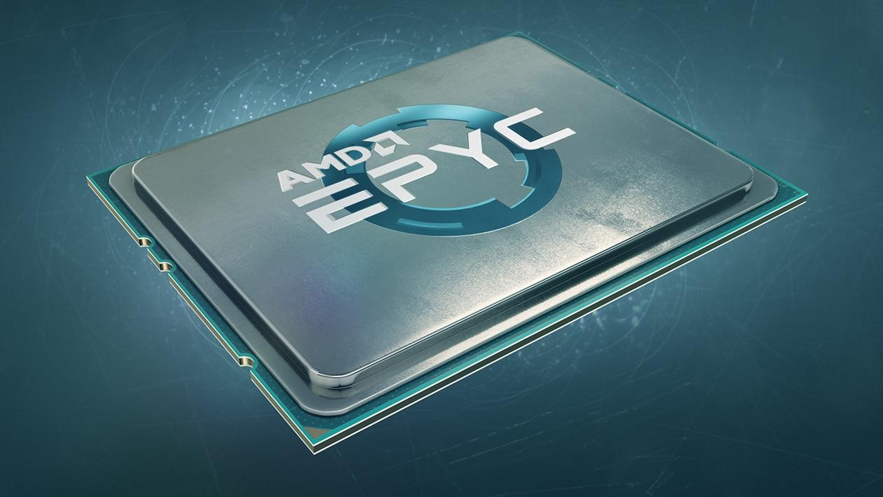 Процессоры AMD EPYC будут основой европейского суперкомпьютера LUMI