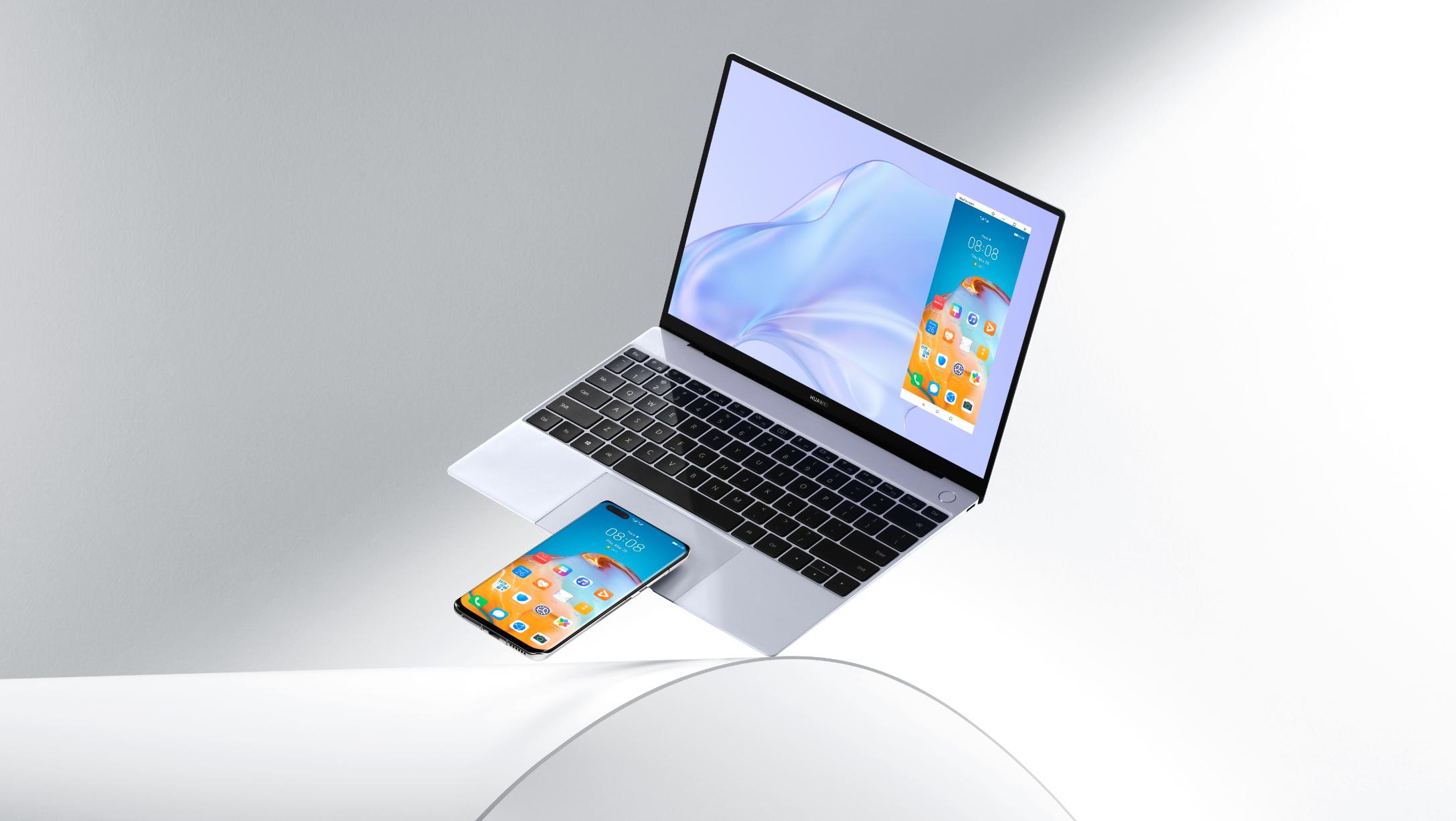Флагманский ноутбук HUAWEI MateBook X