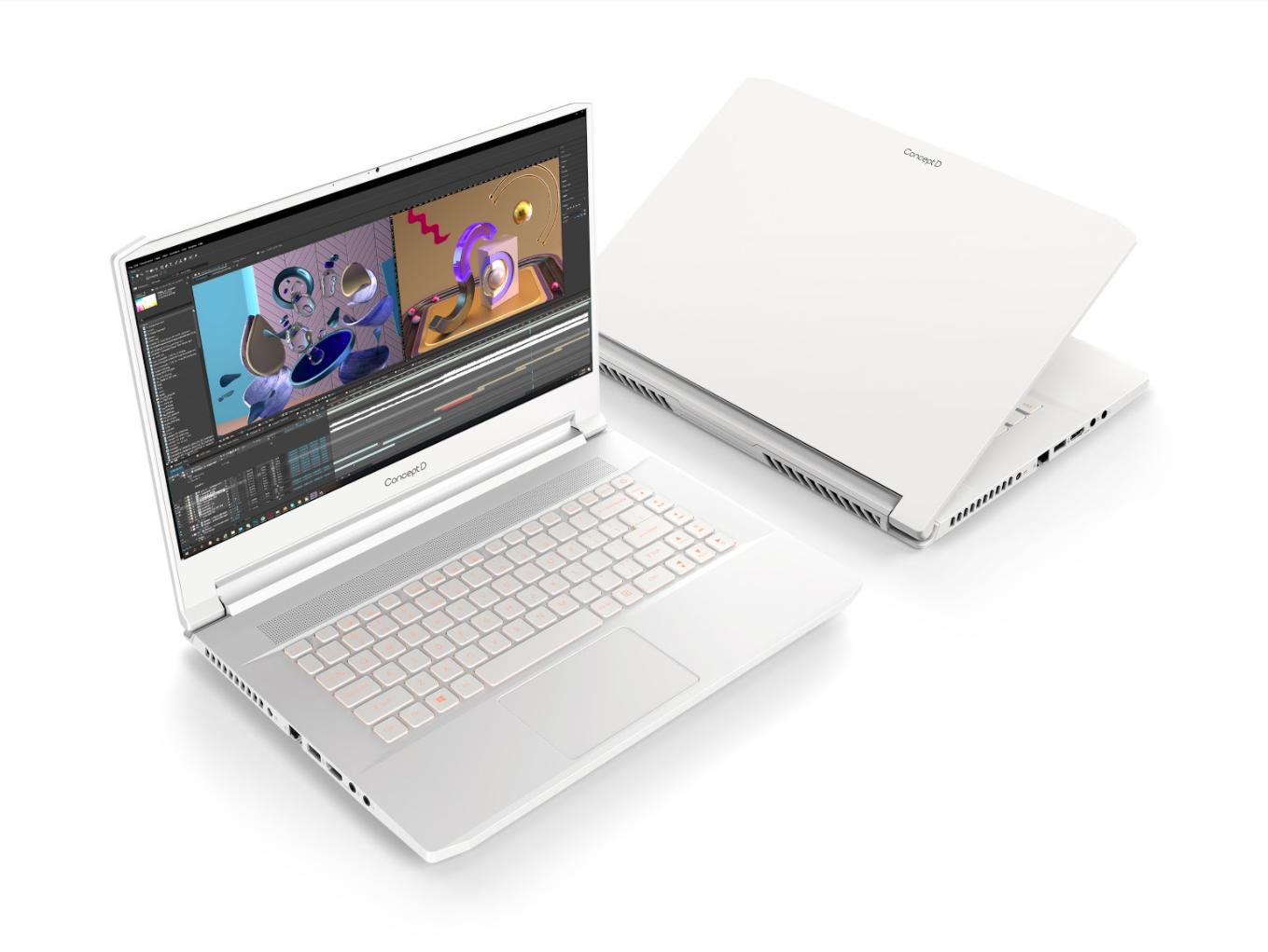 Acer представила ряд новых продуктов