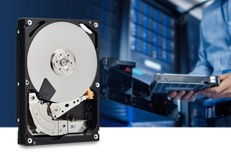 Обновленная линейка жестких дисков класса Enterprise от Toshiba
