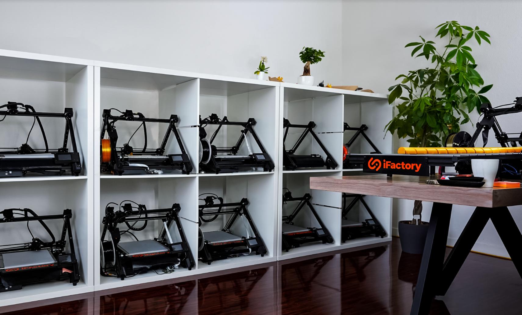 В Германии был создан самообучающийся 3D-принтер