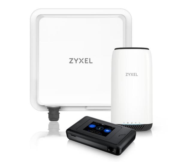 Zyxel представила портфель продуктов 5G