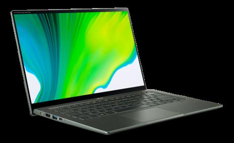 Acer представила в России новый ноутбук Swift 5