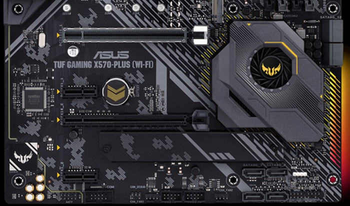 ASUS TUF X570-Plus WiFi