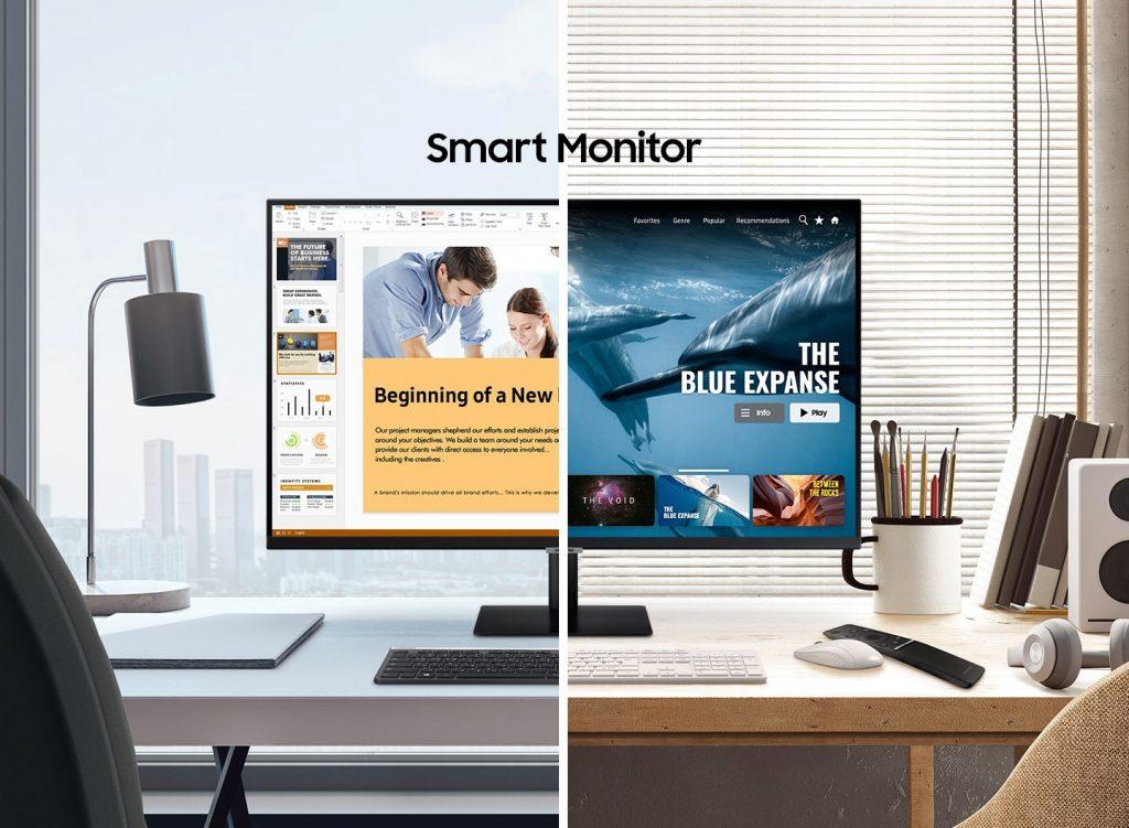 Samsung представила интеллектуальный lifestyle-монитор