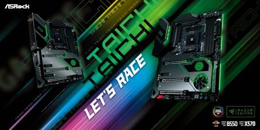Материнская плата ASRock Taichi Razer Edition