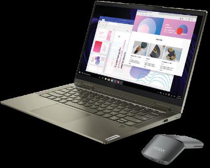 Ноутбук-трансформер Yoga 7i от Lenovo