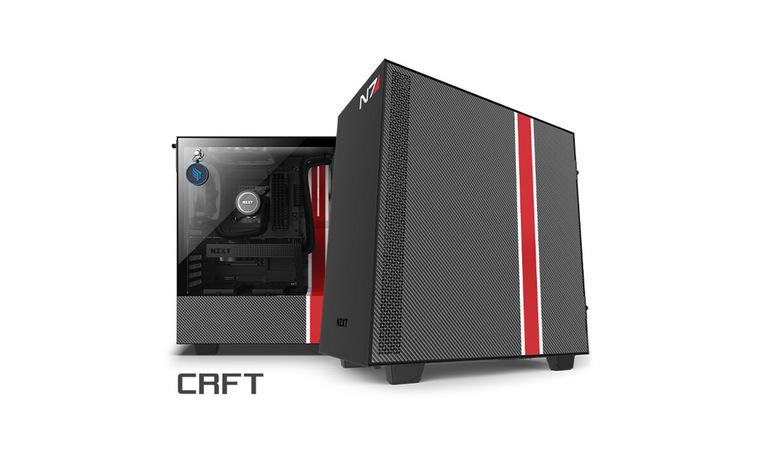 Корпус CRFT 07 H510i Mass Effect
