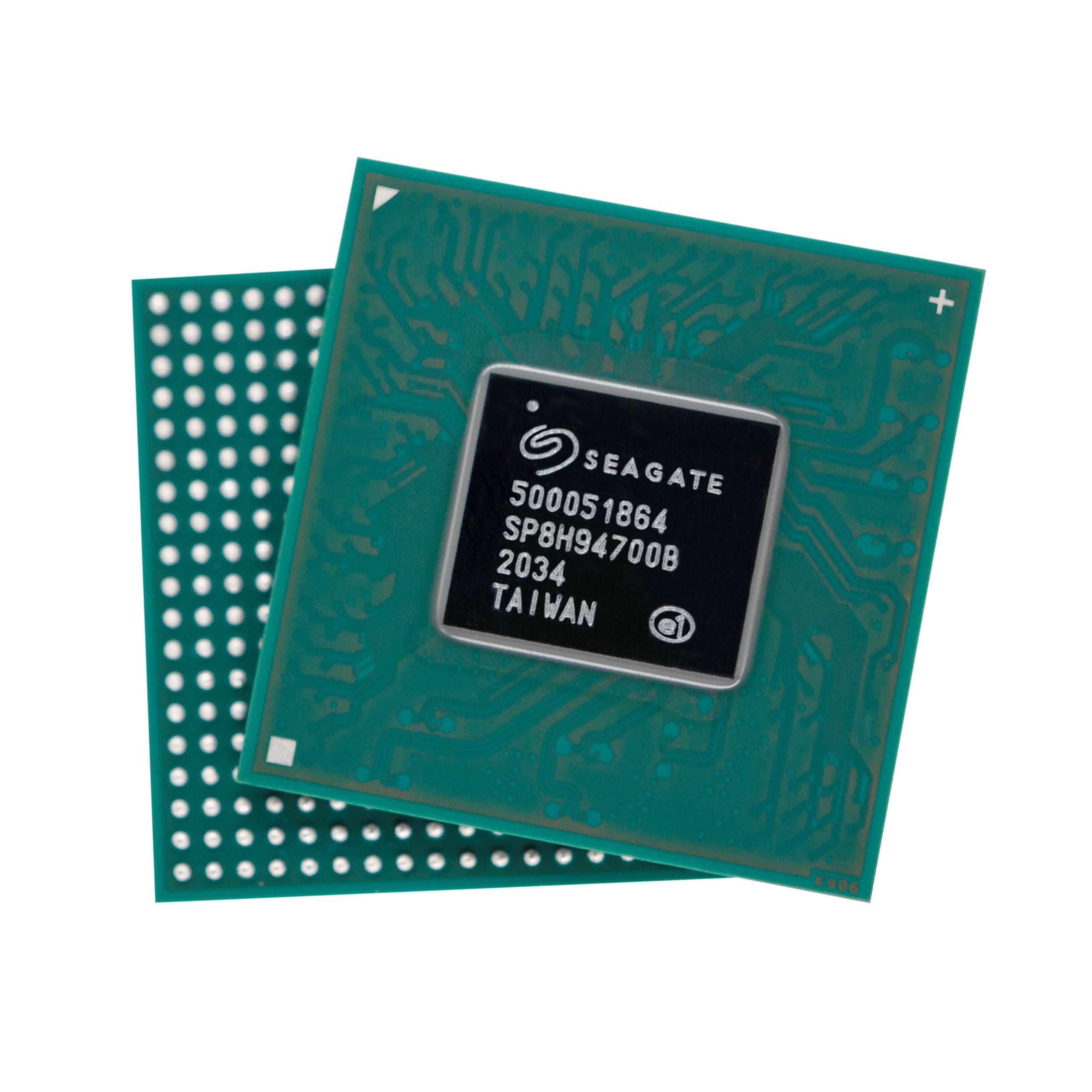 Seagate представила два процессора на базе RISC-V