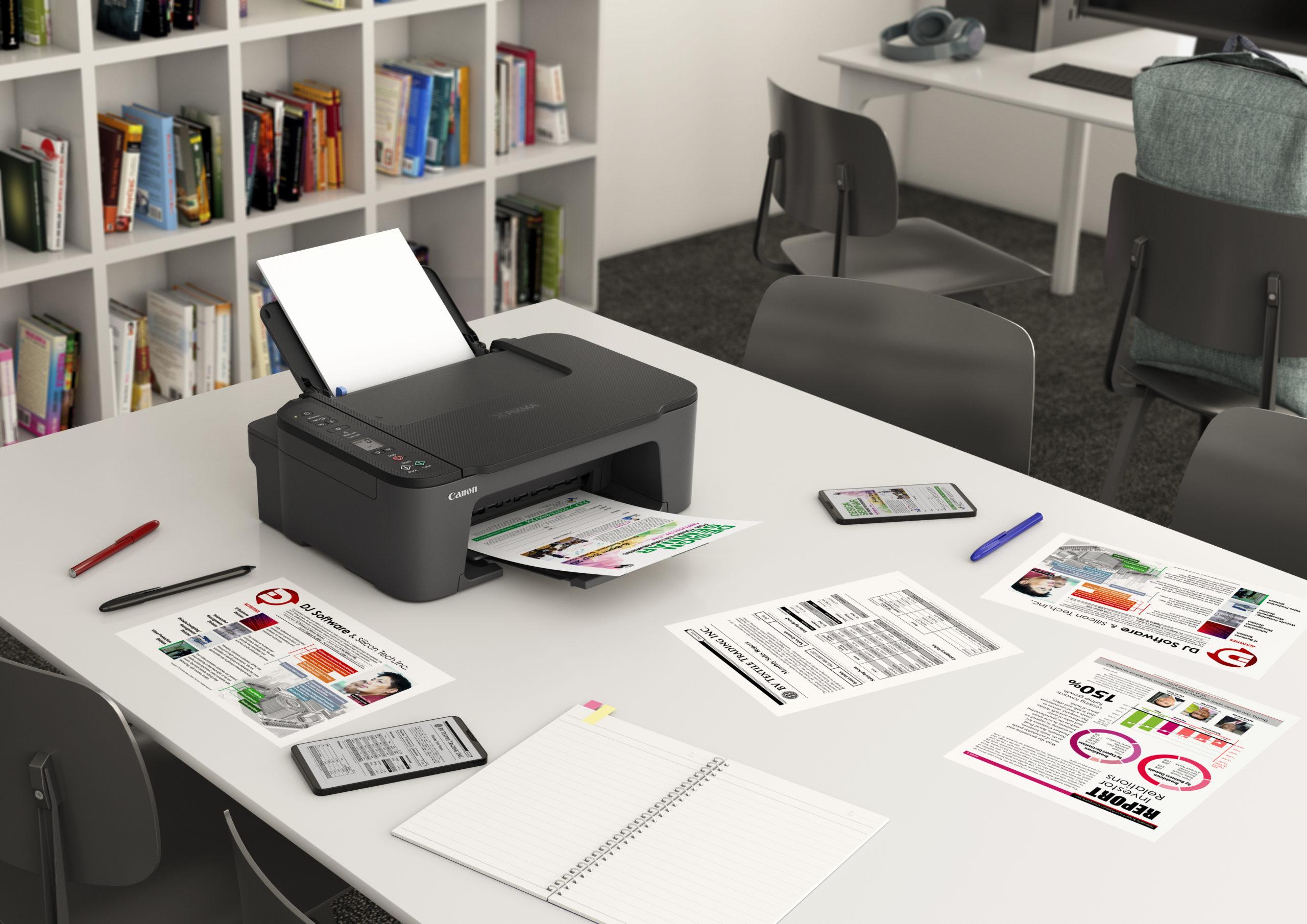 Принтер начального уровня Canon PIXMA TS3440
