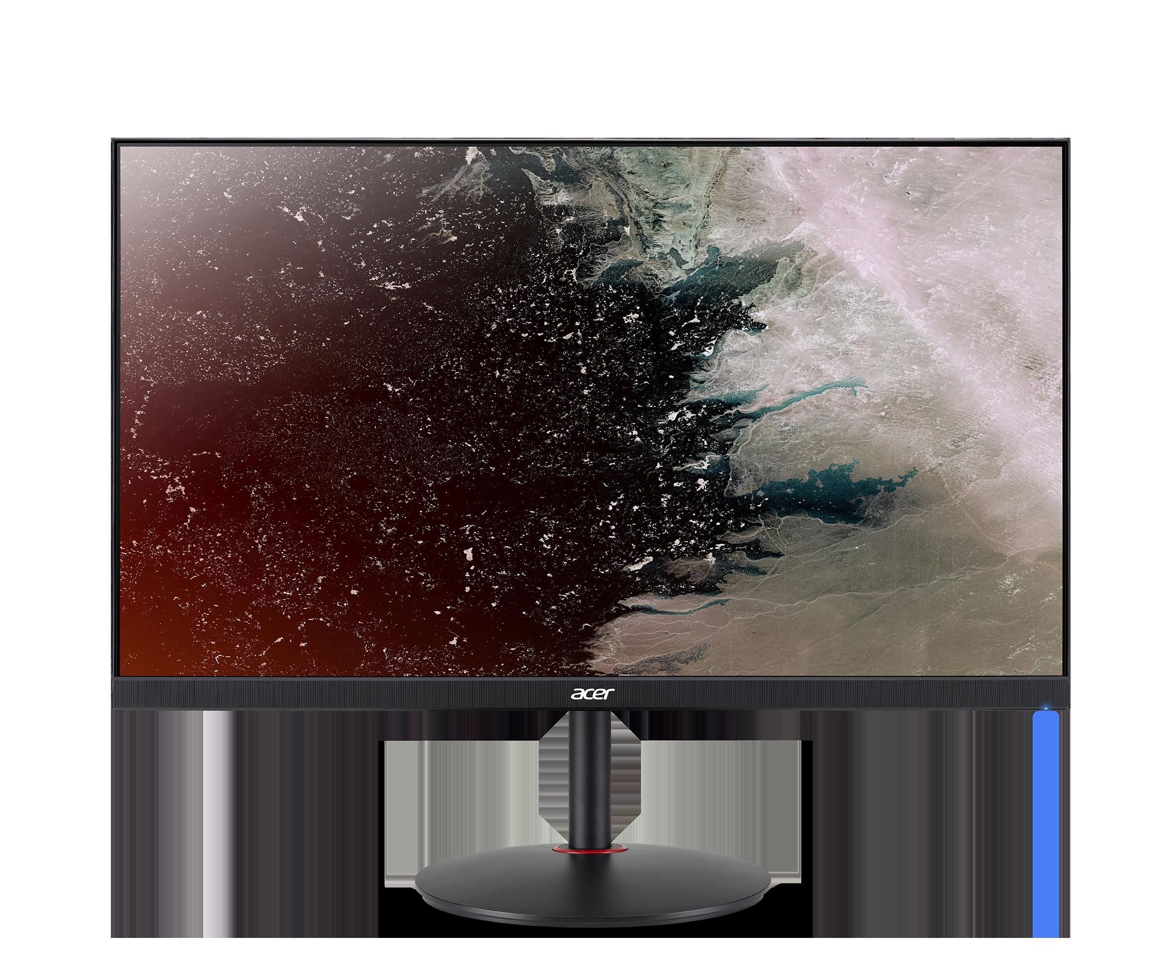 Новый игровой монитор Acer Nitro XV270U
