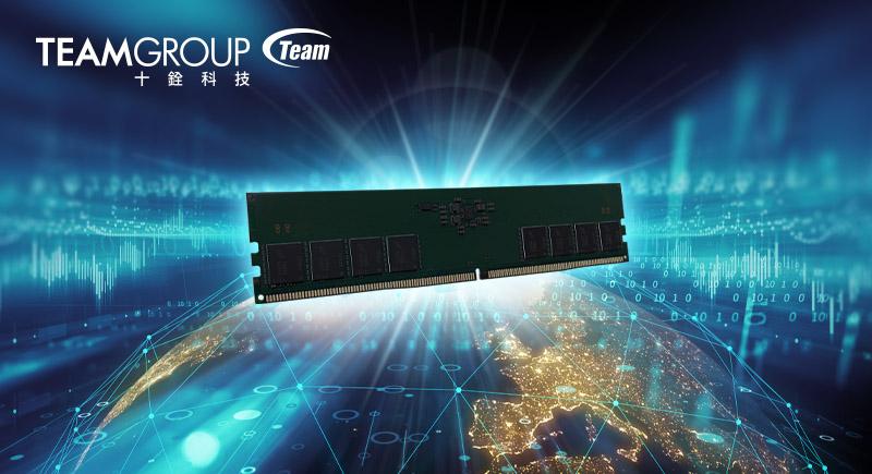 Новое поколение памяти DDR5 Generation от TEAMGROUP