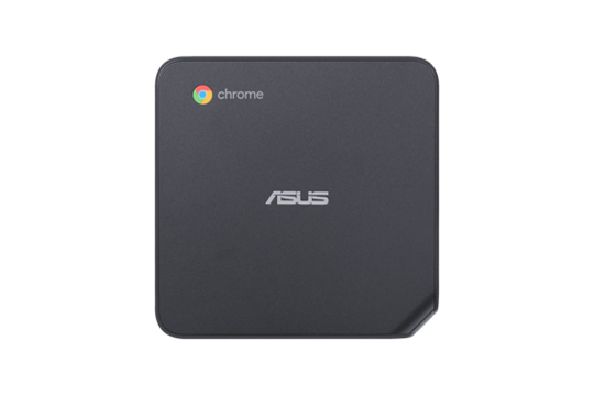 ASUS представила Chromebox 4