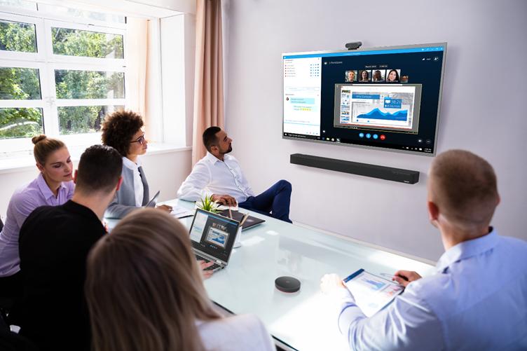 Lenovo представила интеллектуальную систему ThinkSmart для удаленной работы