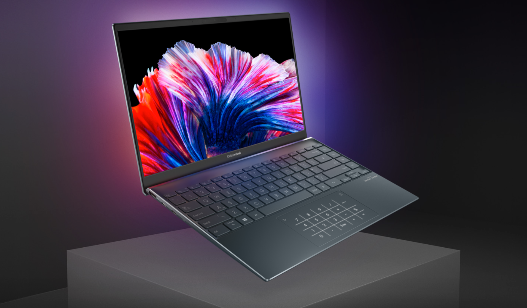 Компания ASUS представила ноутбуки на базе процессоров AMD Ryzen