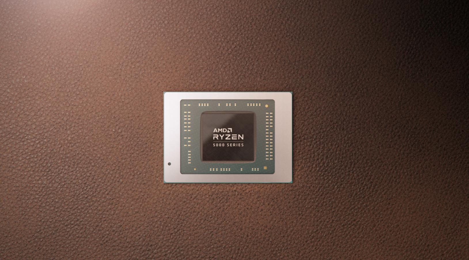 Ноутбуки на базе мобильных процессоров AMD Ryzen 5000 H-серии
