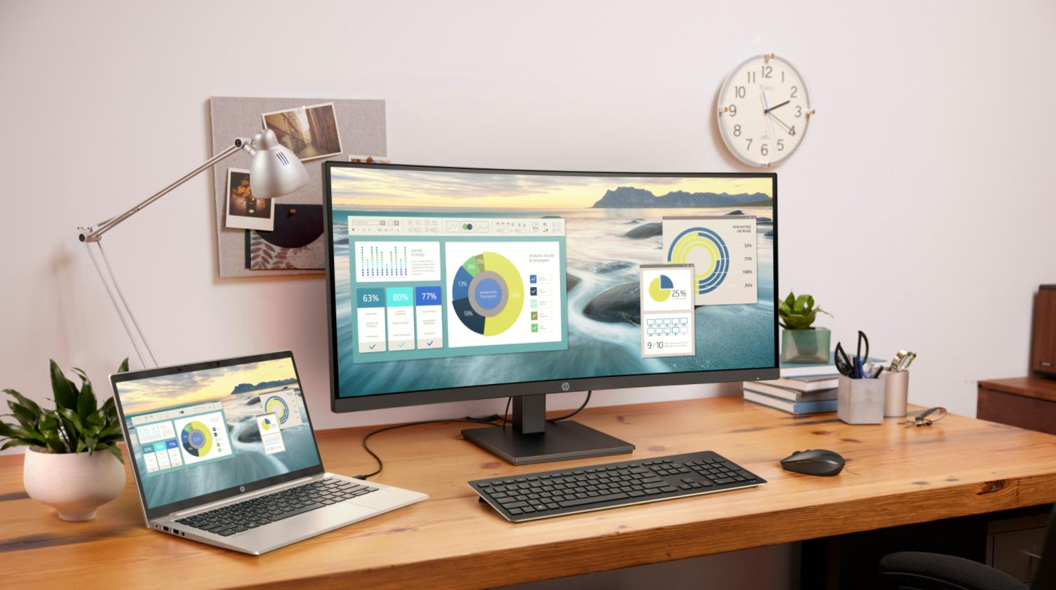 Ноутбуки HP для удаленных и офисных сотрудников