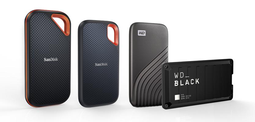 Westeren Digital представила новые SSD-накопители на 4 ТБ