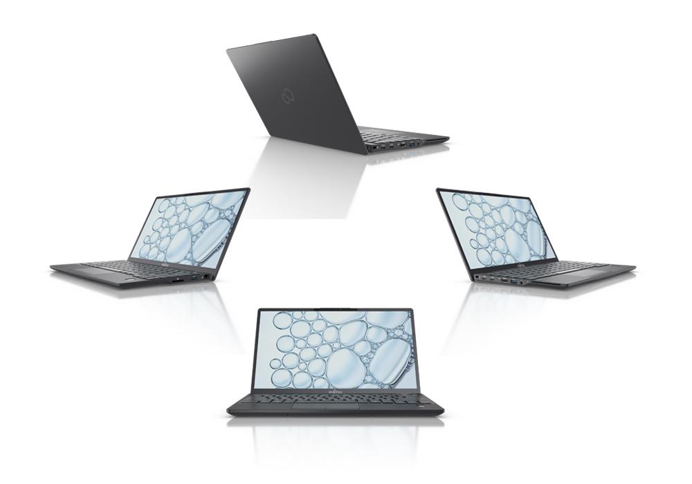 Fujitsu представила новые модели ноутбуков LIFEBOOK