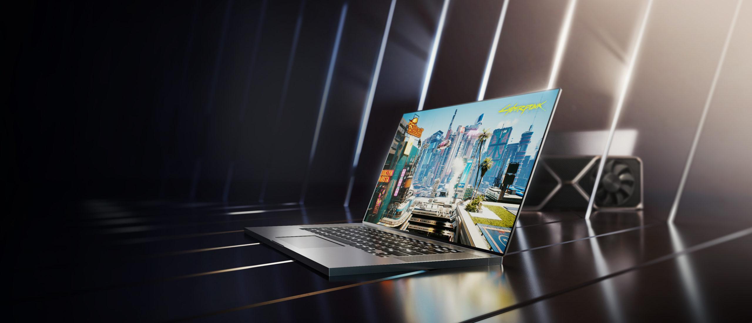 Архитектура NVIDIA Ampere появилась в 70+ новых ноутбуках