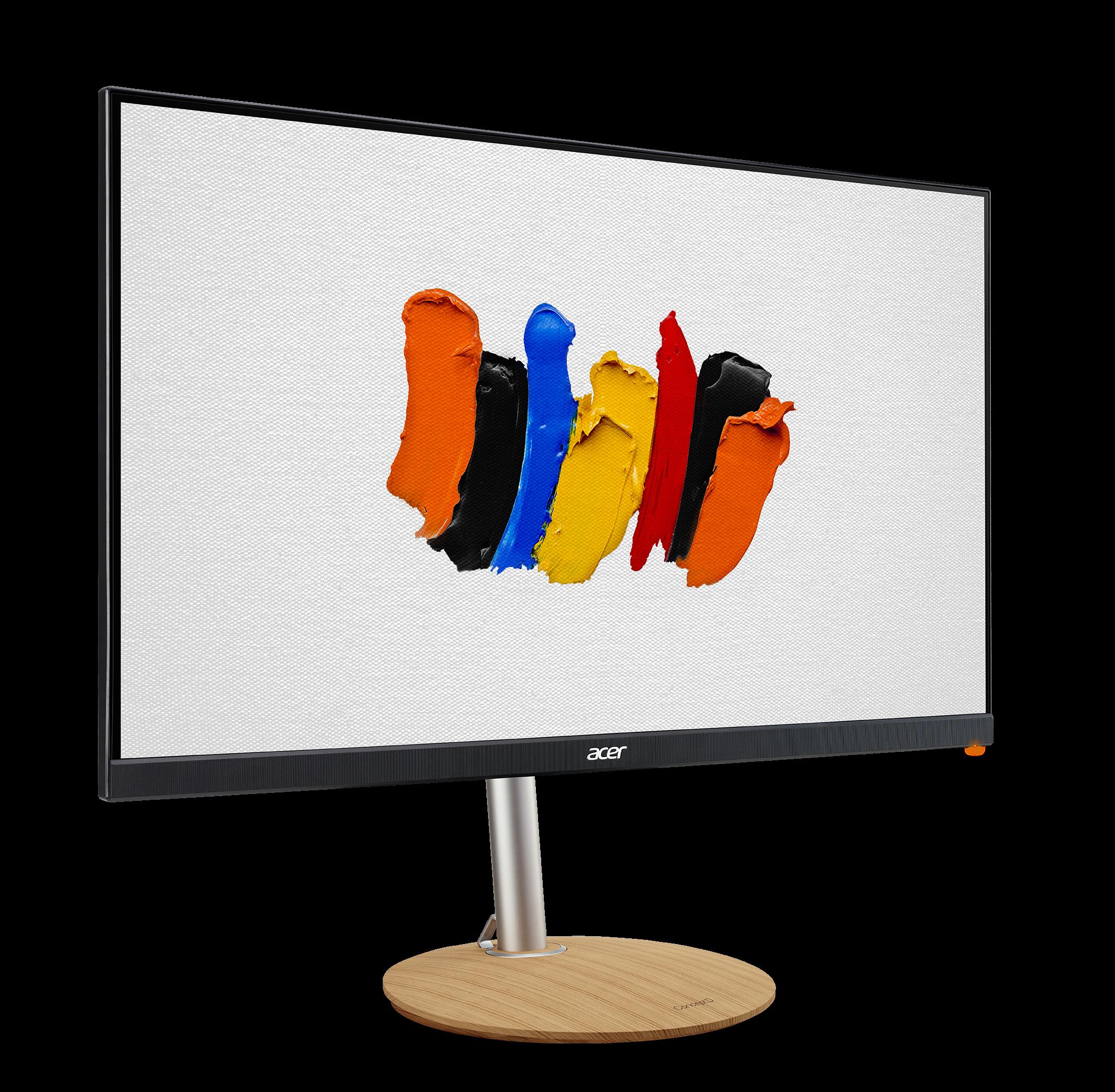 Acer представила новый монитор ConceptD CP1241YV