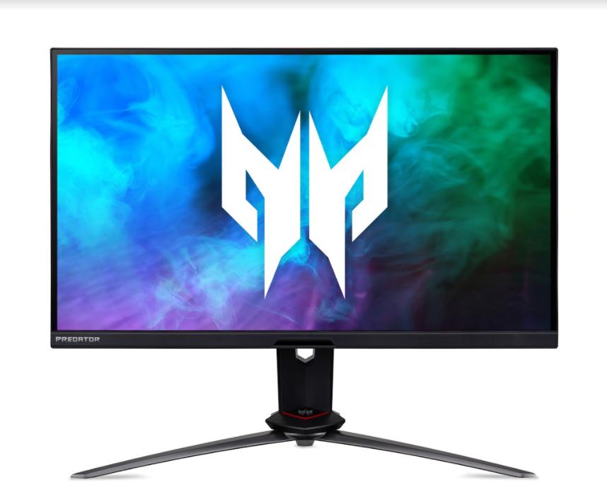 Acer пополнит линейку игровых мониторов Predator и Nitro тремя новыми моделями с высокой частотой обновления экрана