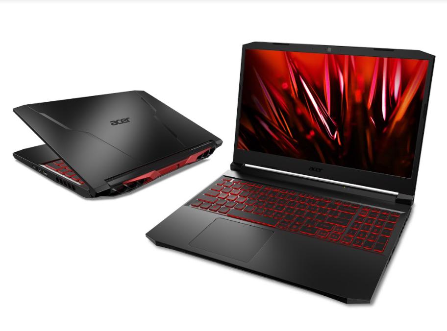 Acer представила новые ноутбуки в линейках Nitro и Aspire