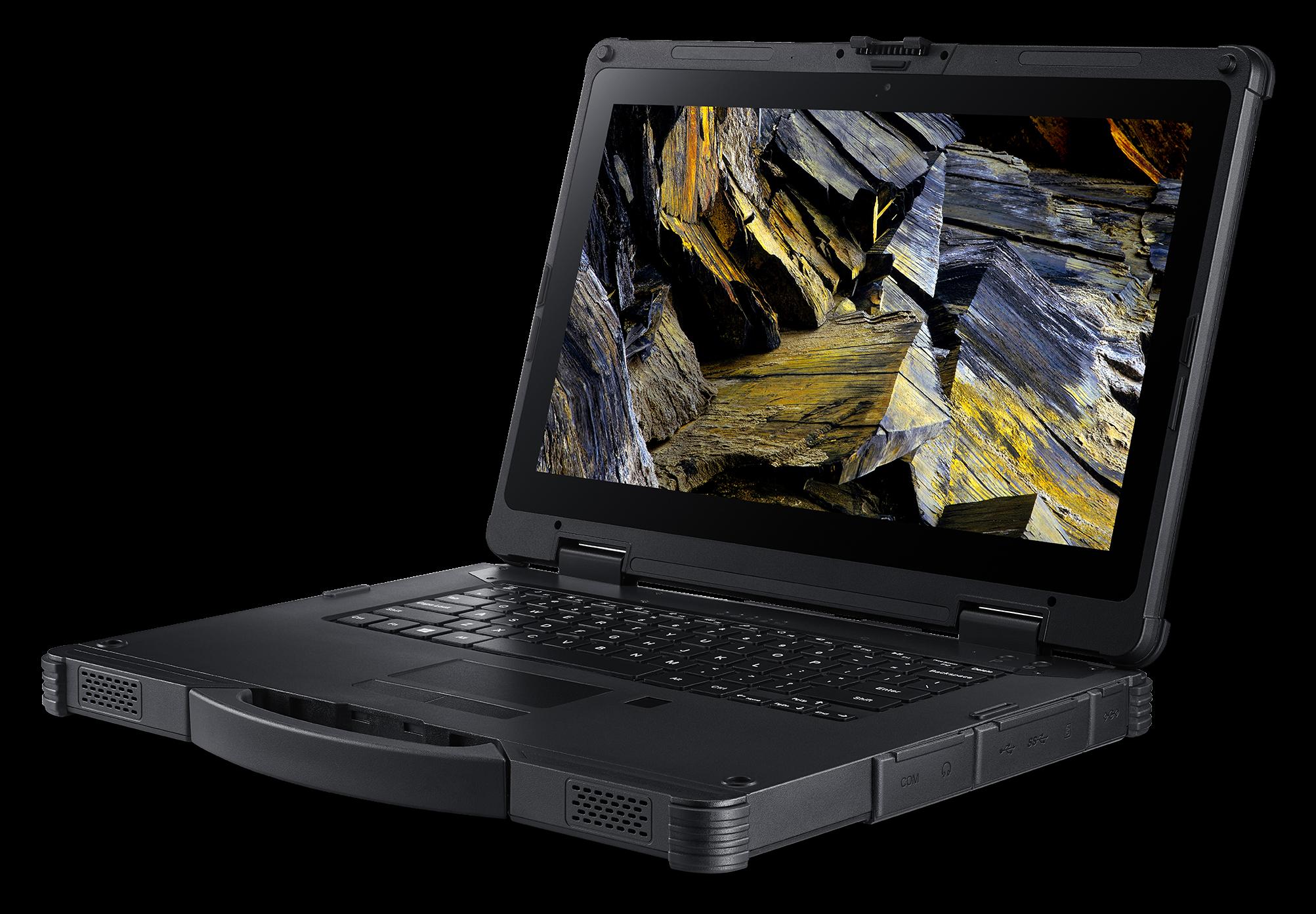 Acer представила новые защищённые ноутбуки ENDURO N7
