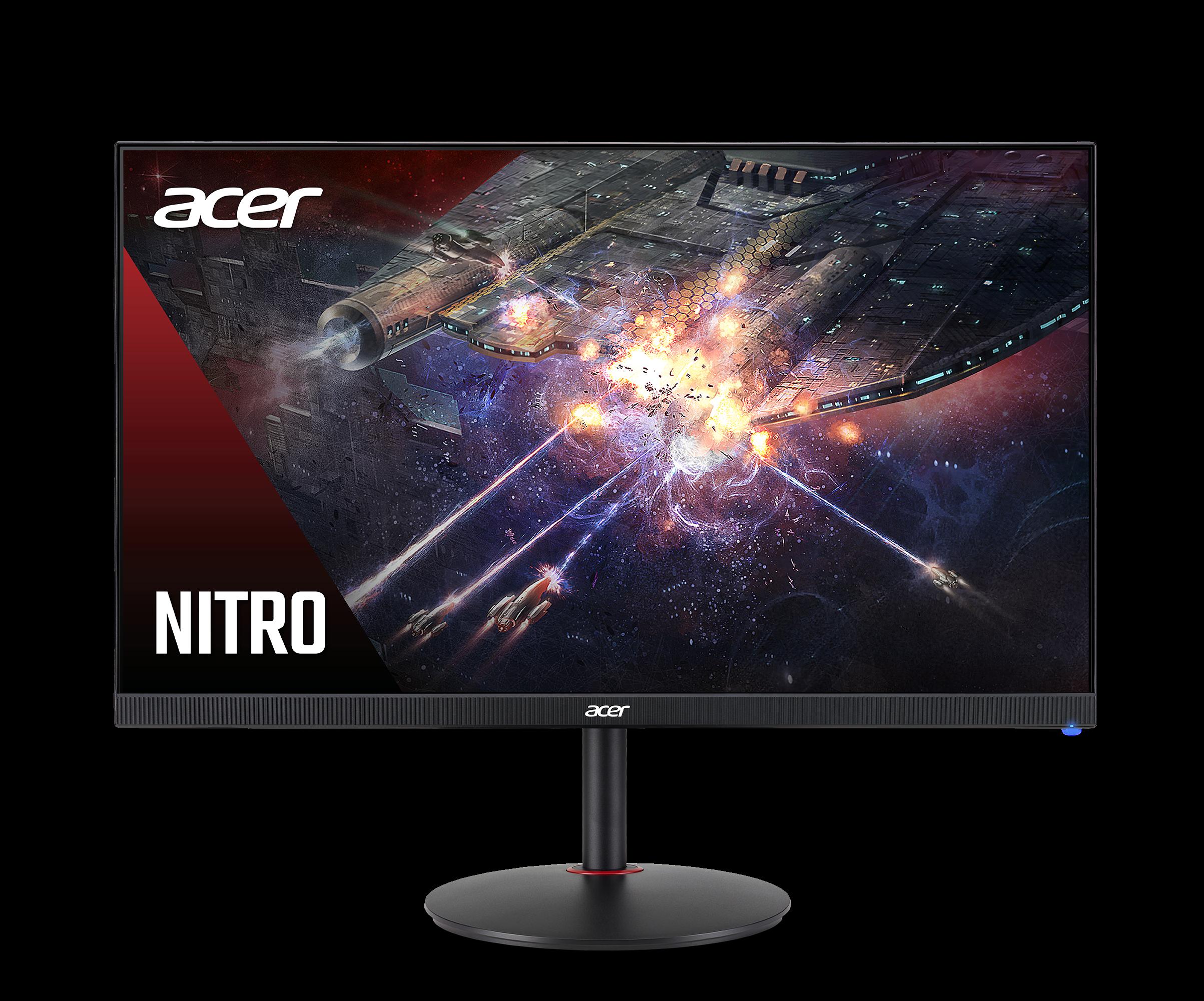 Игровой монитора Acer Nitro XV272LV