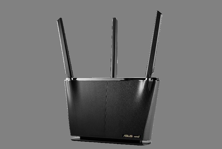 ASUS представила маршрутизатор RT-AX68U