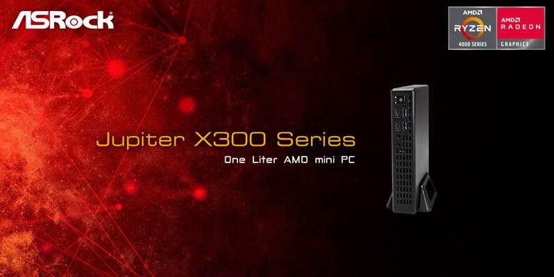 Мини-ПК ASRock Jupiter X300