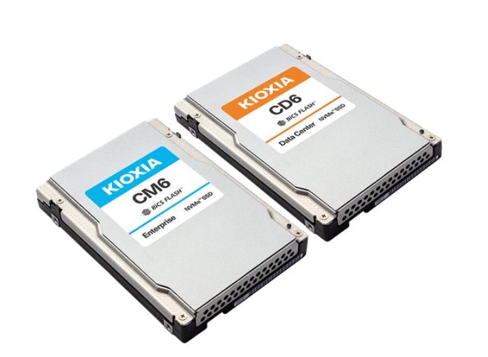 SD-накопители от KIOXIA с интерфейсом NVMe теперь доступны на серверах, использующих PCIe 4.0