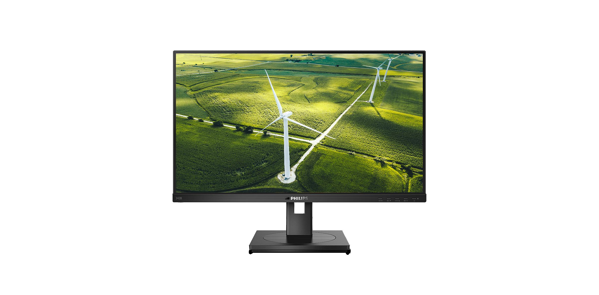 Новый монитор Philips 242B1G