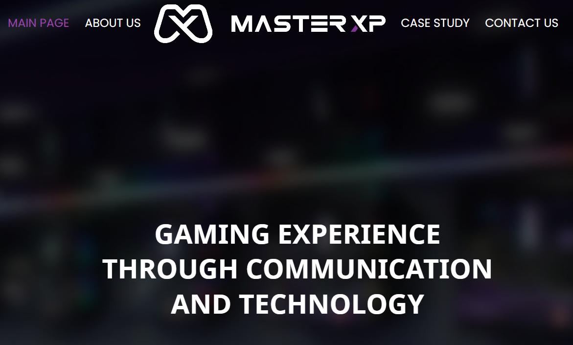 MASTER XP объявил о запуске сайта masterxp.com